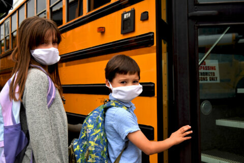 Fairfax County to start school year with 'universal masking'