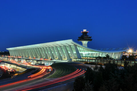 Insects, larva and a loaded gun confiscated at Virginia's Dulles Airport in September