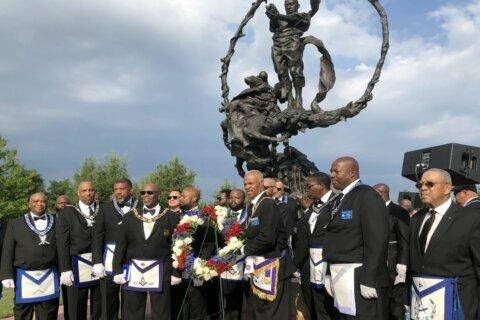 'No longer forgotten': Contrabands and Freedmen Cemetery Memorial in Alexandria recognized nationally