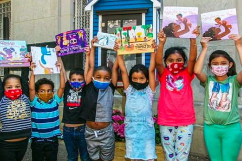 There's a new focus on creating more access to diverse books in DC neighborhoods
