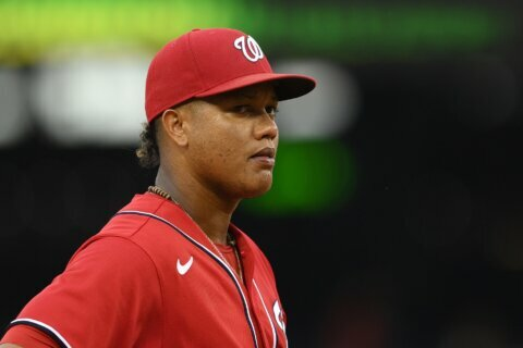 Castro banned 30 games under MLB policy; Nats to release him