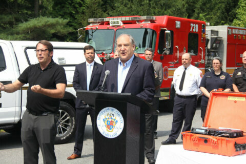 Montgomery Co.'s public safety communications system gets $42M upgrade