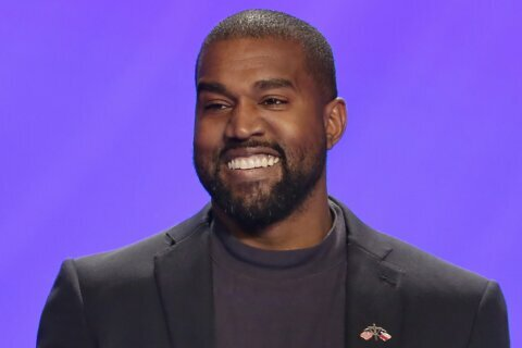 Kanye West unveils new album, Jay-Z track at listening event