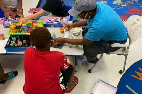 Playtime Project comes to Prince George's Co., aiming to help more homeless children