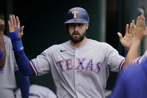 Left turn: Boone says Yankees 'a lot better' with Gallo