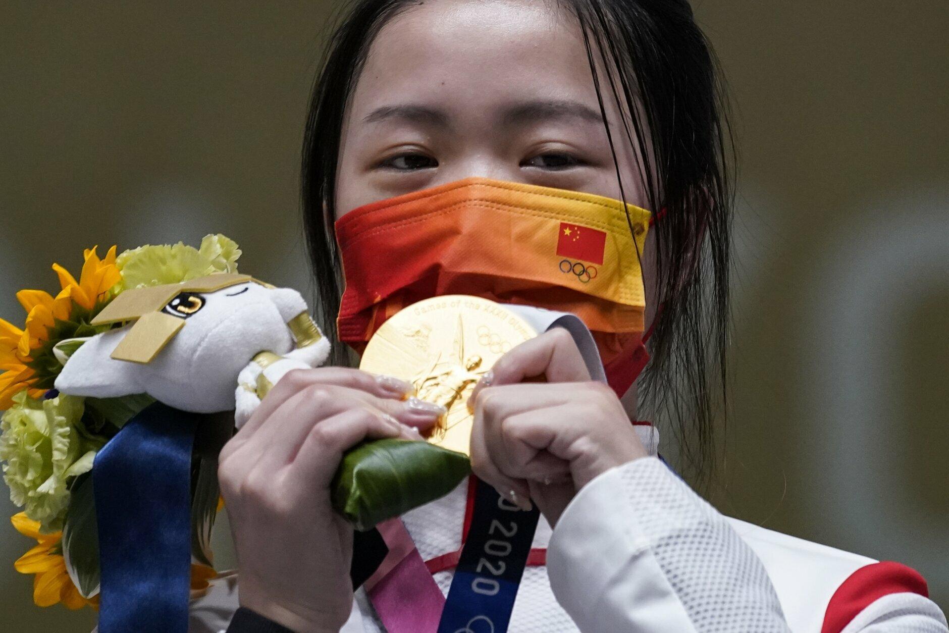 china olympic games tokyo 2020 - photo #9