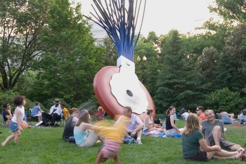 National Gallery of Art kicks off summer series 'Concerts in the Sculpture Garden'
