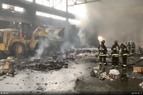 Benning Road Transfer Station was set to be replaced before fire