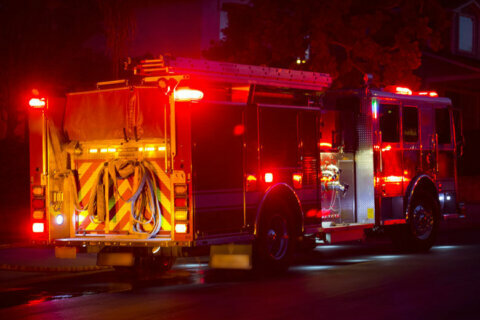 Md. investigators: 3 fires on same Salisbury street intentionally set