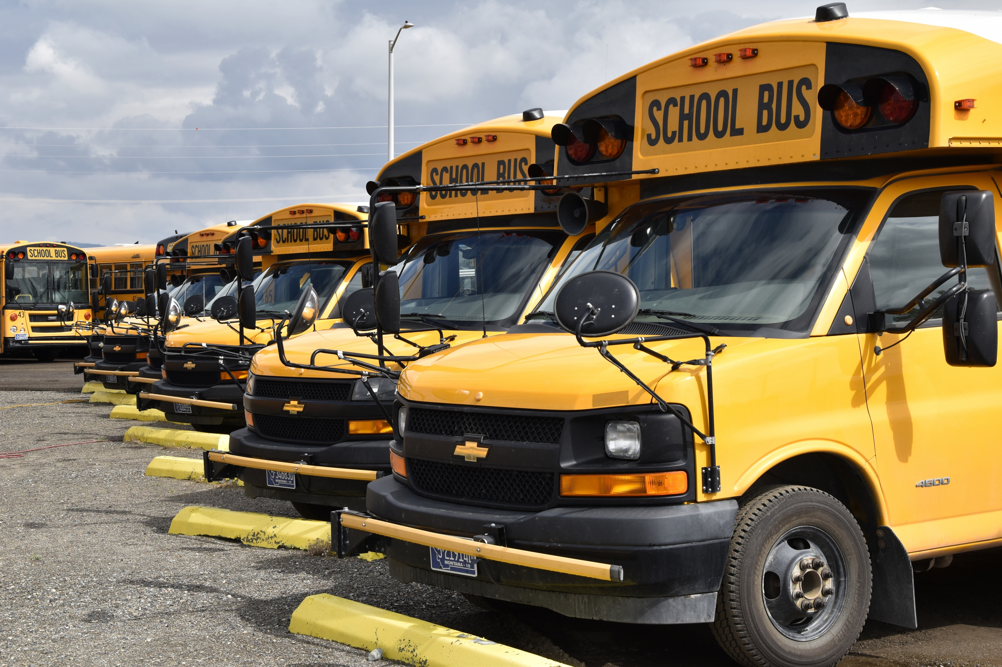 Prince George's Co., other school systems facing bus driver shortage