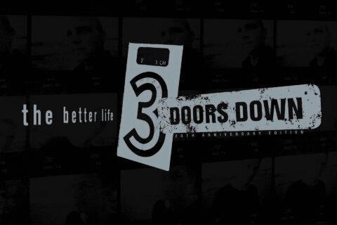 3 Doors Down brings 20th anniversary tour to Baltimore's MECU Pavilion