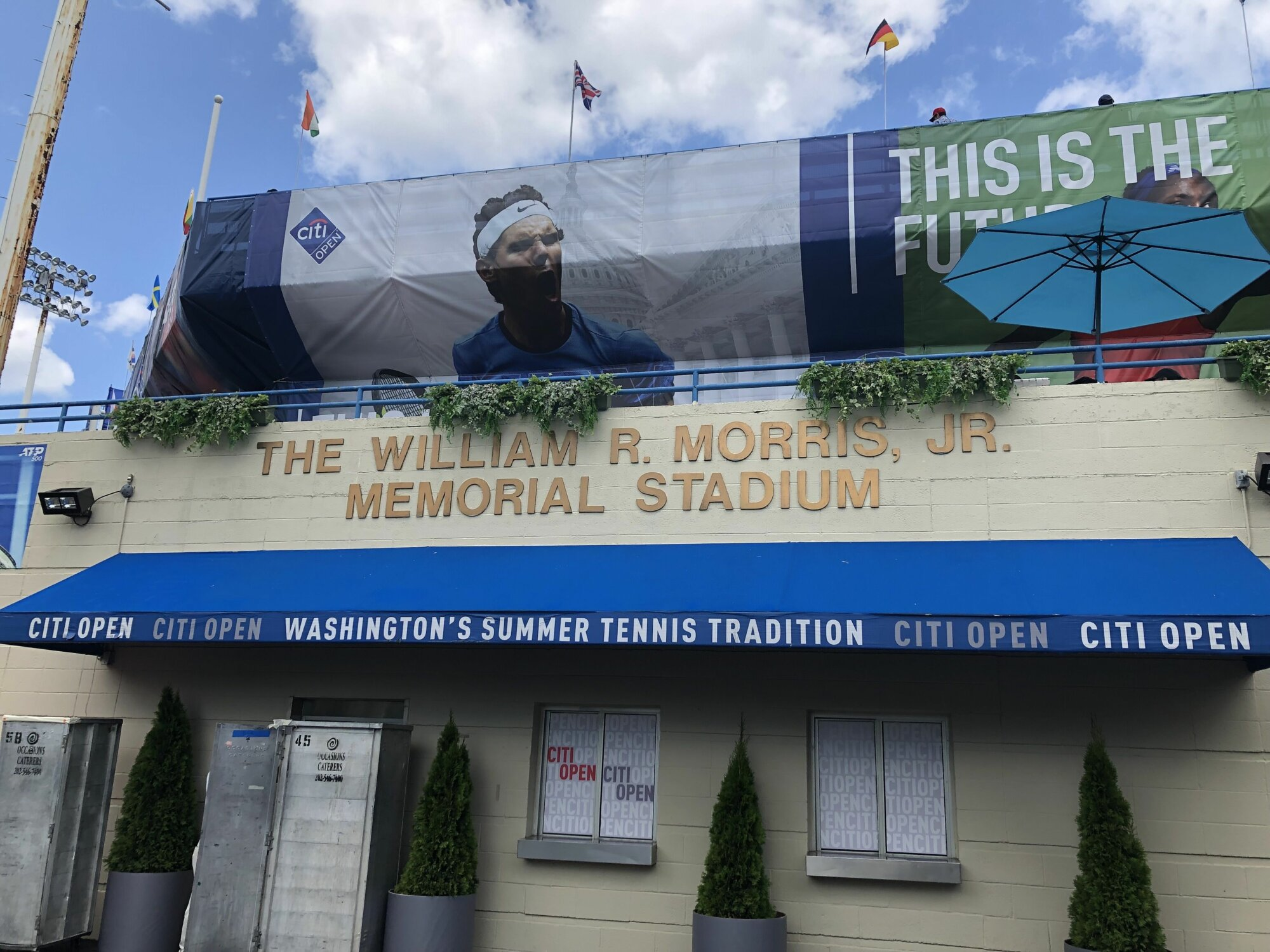 Citi Open attracts tennis stars, followers to DC | WTOP
