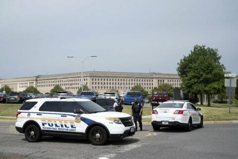 Several injured after Pentagon officer killed near Metro bus platform