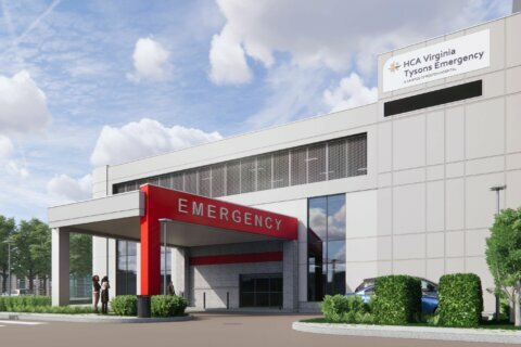 Construction starts on new ER in Tysons