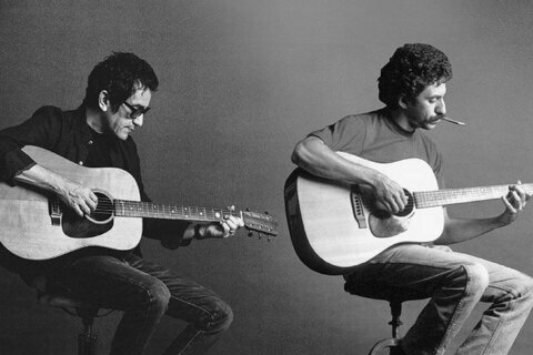 AJ Croce, son of Jim Croce, pays tribute to father with 'Croce Plays Croce' at Strathmore