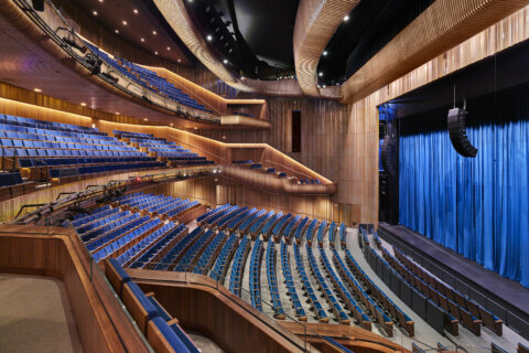 Capital One Hall opens with Josh Groban, Little Big Town this weekend in Tysons