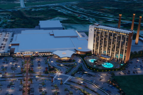 Here's a look at Caesar's plans for Va. casino