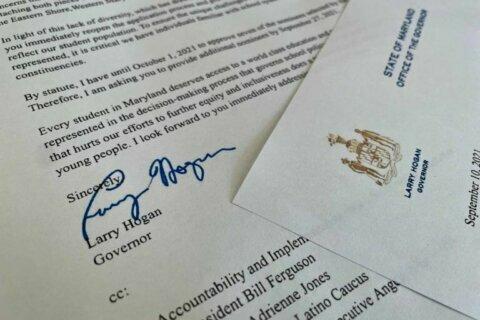 Republicans join press on education reform panelists, Hogan faces Friday deadline