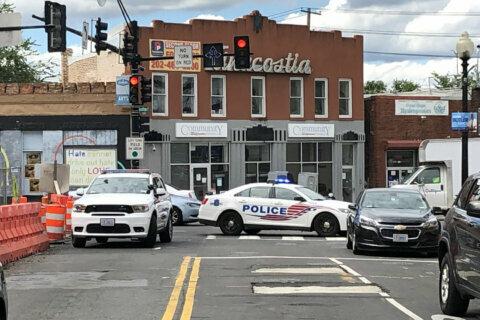 Anacostia shooting involving US Marshal sends man to hospital