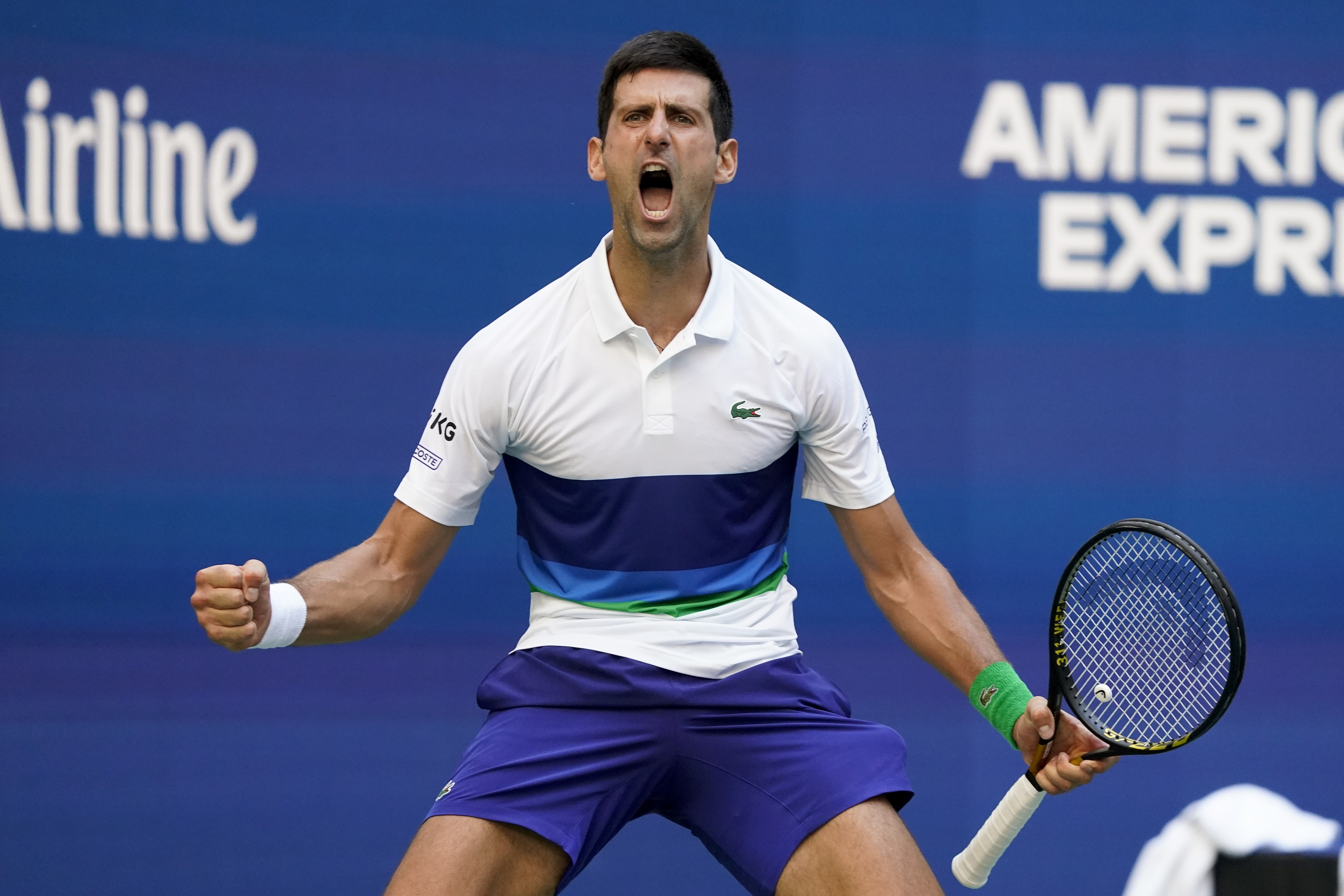 What makes Novak Djokovic great? Shots, yes, but also mind - WTOP