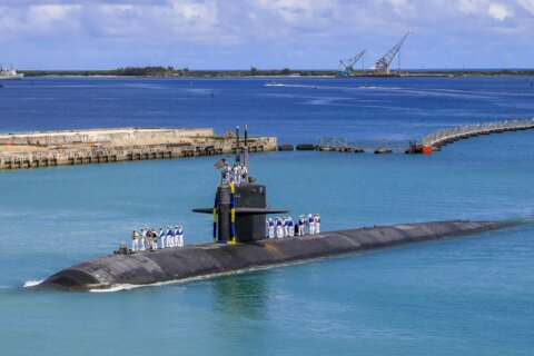 French minister decries 'duplicity' in US-Australia sub deal
