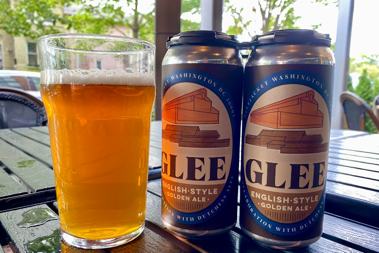 WTOP's Beer of the Week: Bluejacket-Dutchess Ales Glee English-style Golden Ale