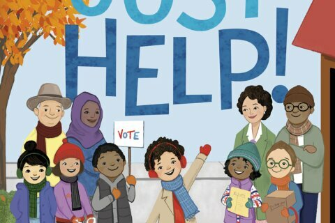 Sotomayor's picture book 'Just Help!' coming in January