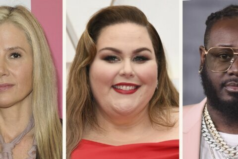 Celebrity birthdays for the week of Sept. 26-Oct. 2