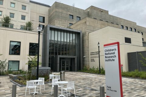 D.C. welcomes the Children's National Research & Innovation Campus