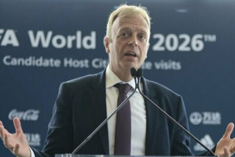 Will 2026 FIFA World Cup be in DC? The District gets visit from event delegation
