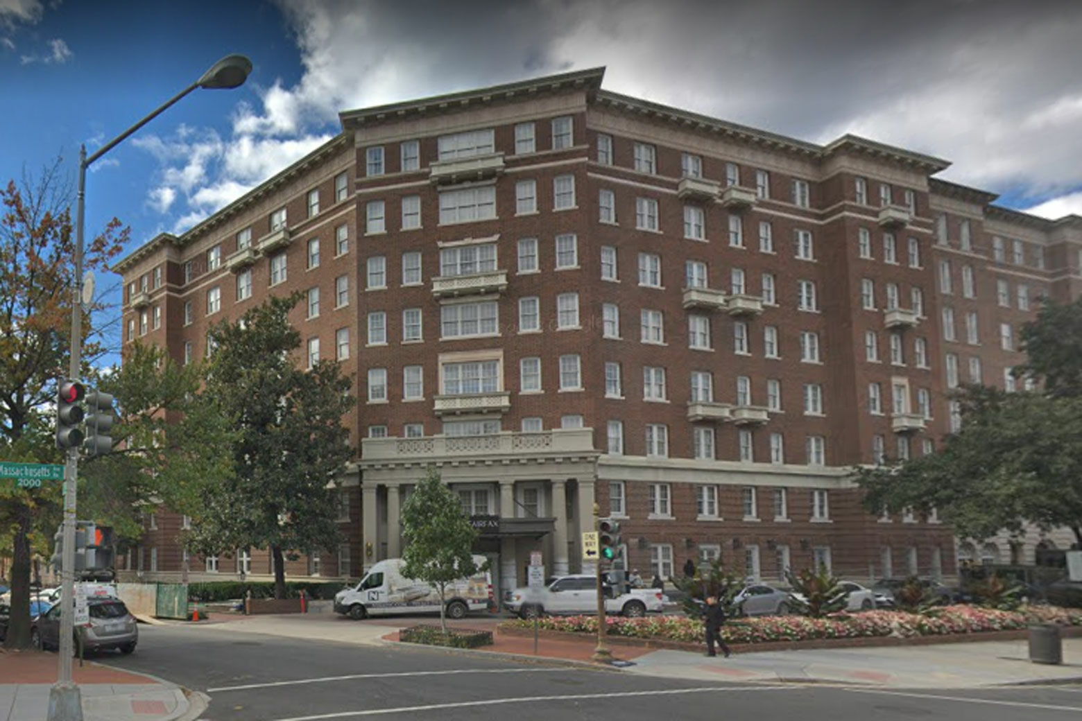 Historic Dupont Circle hotel will become luxury senior living