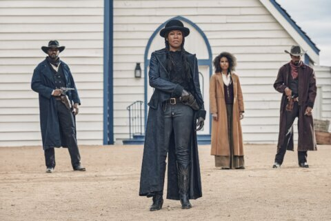 Review: 'The Harder They Fall' is stylish neo-western starring hidden figures of Old West