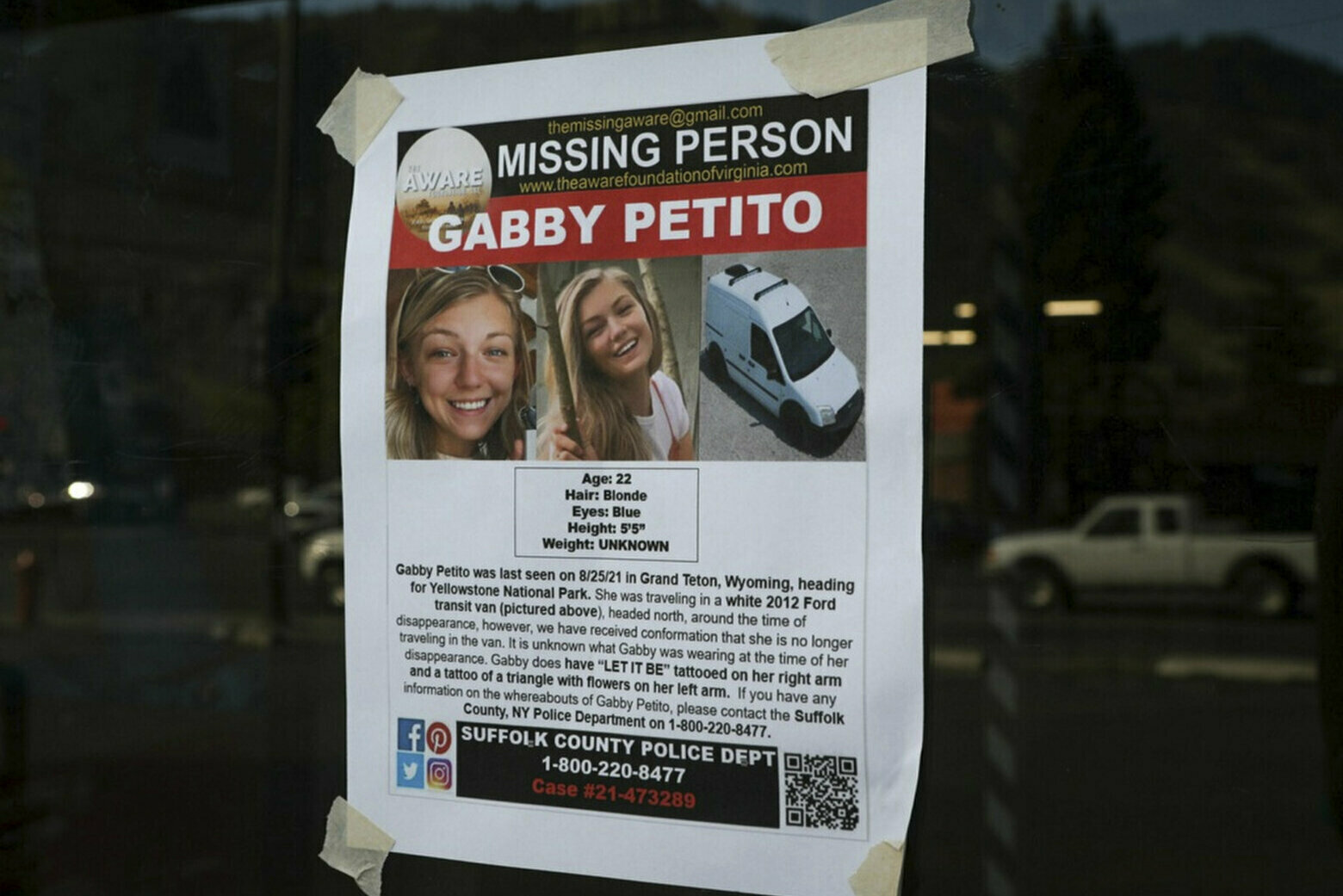 Gabby Petito case rekindles debate about selective coverage, consumption of missing persons stories - WTOP