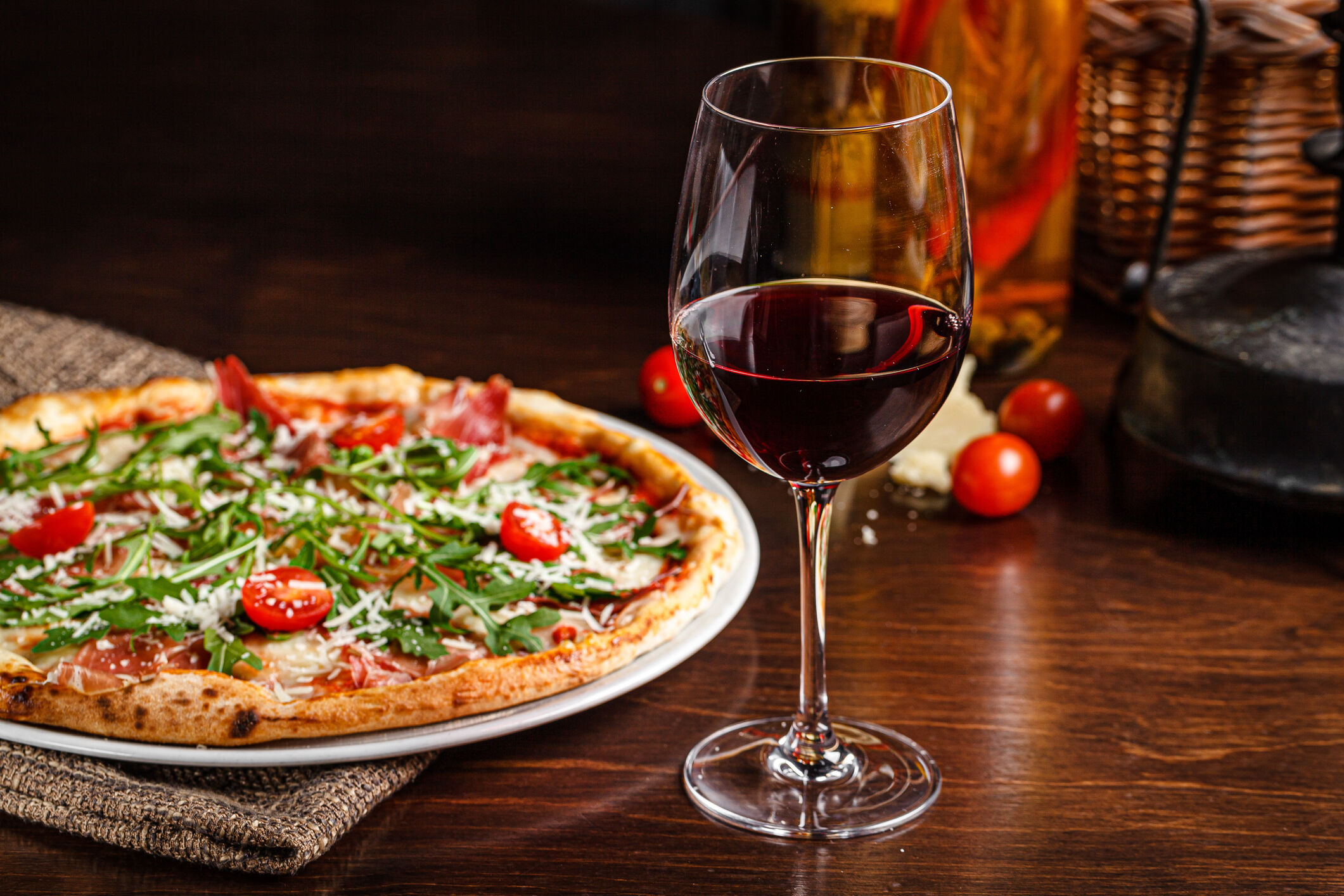 Wine of the Week: Annual pizza wine review
