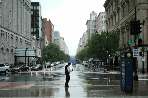 As fall arrives, flash flooding possible around DC region