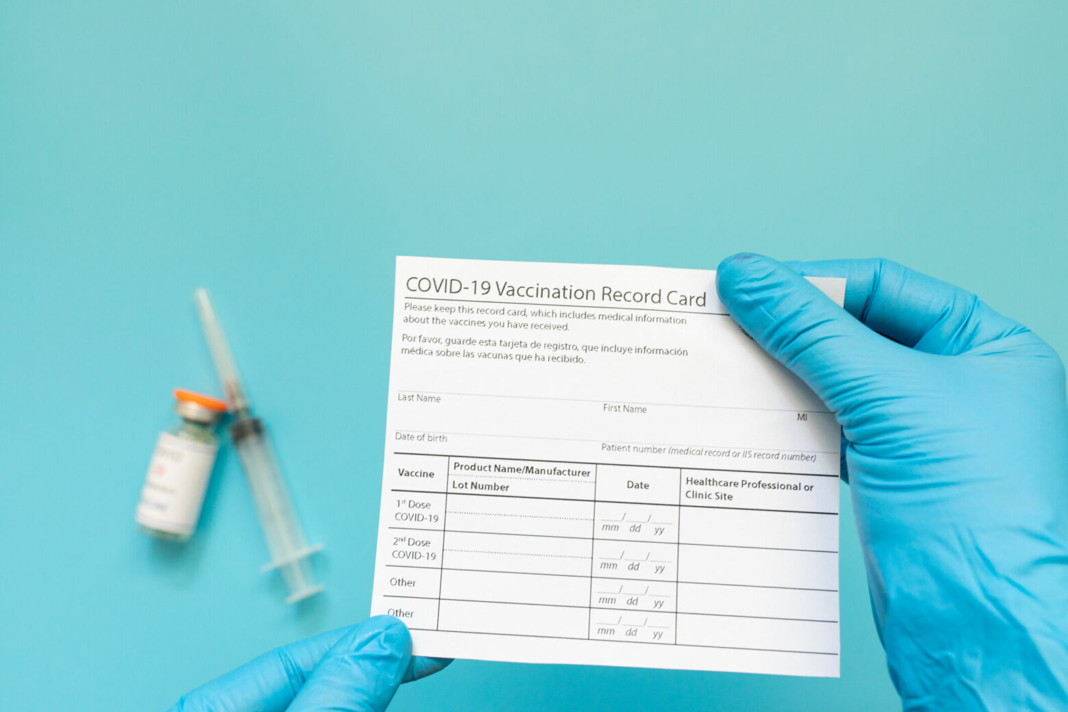 Safeway COVID vaccine records stolen in DC