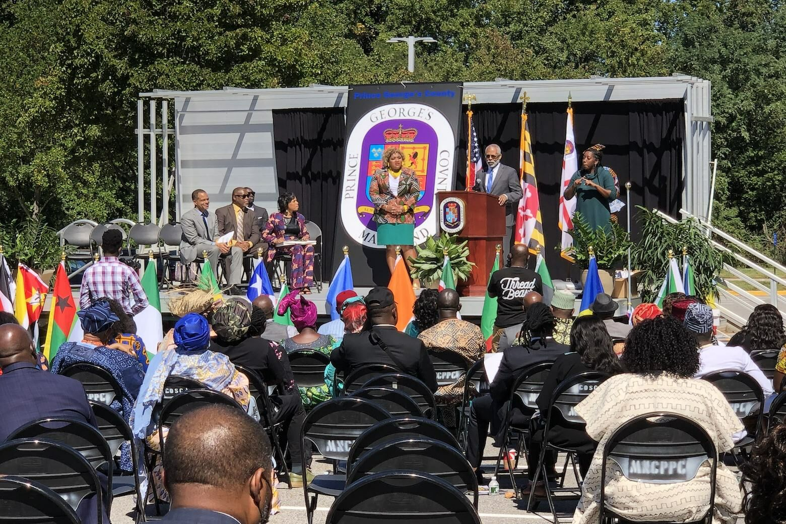 Prince George's County officially celebrates September as African Heritage Month