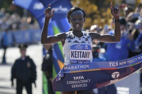 Marathon record holder Mary Keitany retires after injury