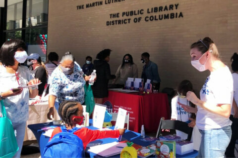 MLK Library's grand reopening draws festive crowd