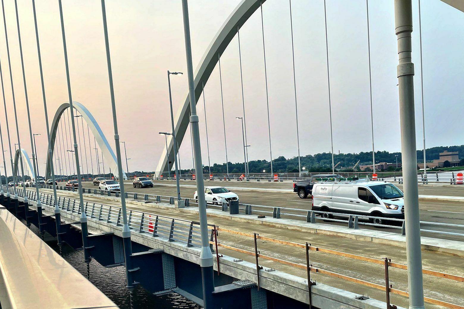 Weekend Road and Rail: Beltway resurfacing, Metro maintenance