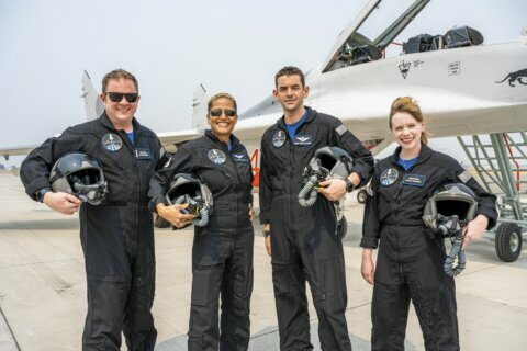 Poised to make history: Inpiration4 set to be first all-civilian orbital flight