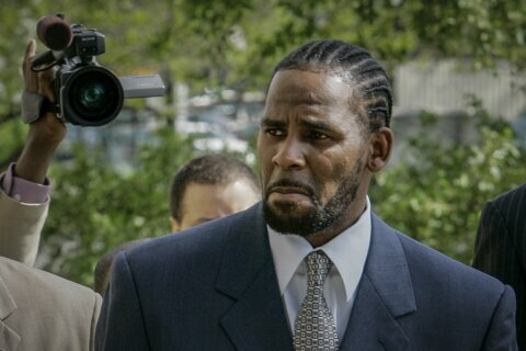 R. Kelly fate now in jury's hands at sex trafficking trial