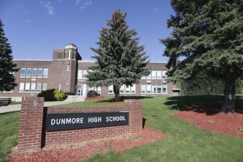 4 accused of plotting school attack on Columbine anniversary