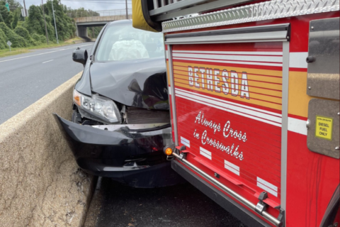 'A lot of these are preventable': Fire chief speaks out after recent crashes of vehicles into firetrucks