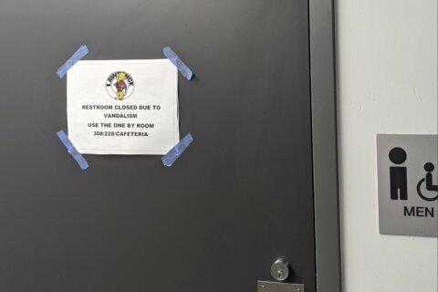 'Devious licks' social media challenge prompts vandalism in DC-area schools