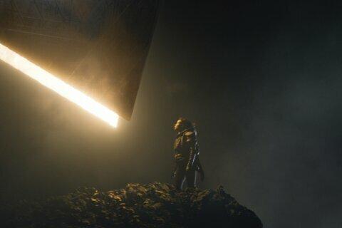 'Foundation' based on Asimov's work thinks big — galaxy big