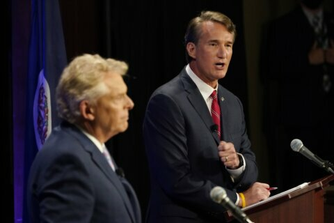 Pressure rising for Democrats in Virginia governor's race