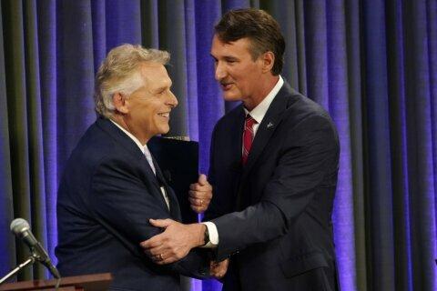 McAuliffe, Youngkin to meet for debate in Northern Virginia