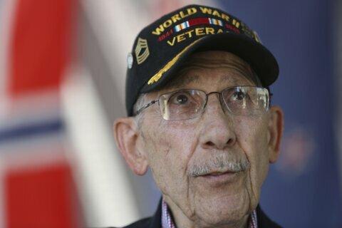 Georgia WWII veteran receives French Legion of Honor