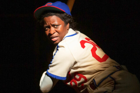 'Toni Stone' chronicles first woman in Negro Leagues at Arena Stage, Nationals Park